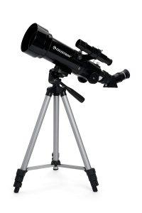 1 Celestron - 70mm Travel Scope – Portable Refractor Telescope