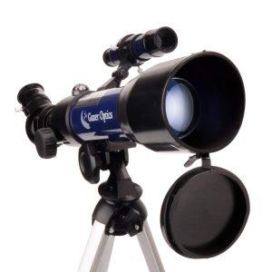 10 GazerOptics Telescope for Kids & Astronomy Beginners