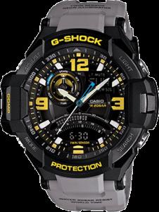 2-Casio G shock GA-1000-4A Aviation Series