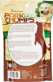 Are Pork Chomps Good For Dogs