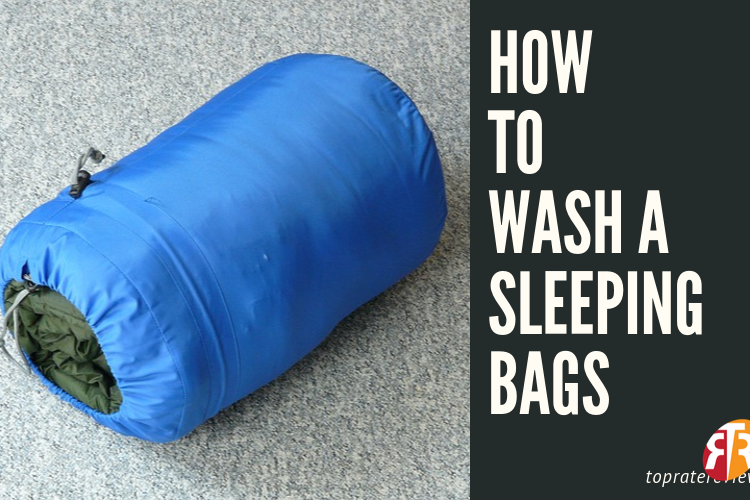 Washing Sleeping Bags Tips