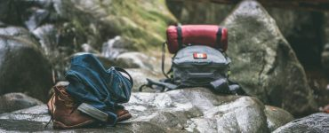 feature - washing a sleeping bag