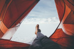 recharge yourself for enjoyable outdoor camp trip