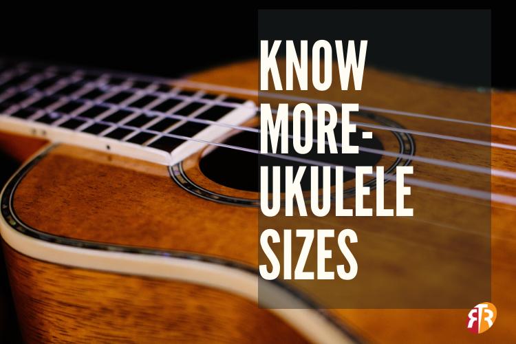 ukulele sizes