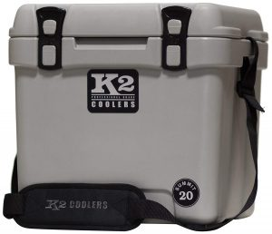 2- K2 Coolers Summit 20 Cooler