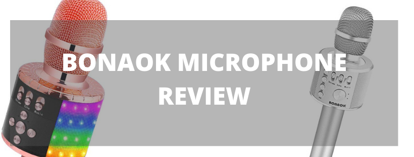 Bonaok Microphone Review