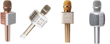 TOSING KARAOKE wireless Microphone