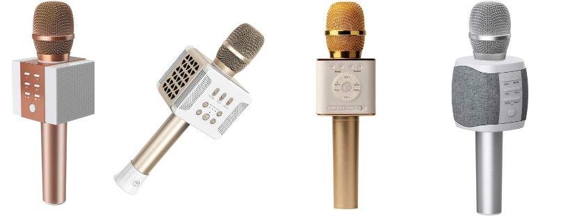 TOSING KARAOKE wireless Microphone