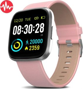 MorePro IP68 Fitness Smwartwatch