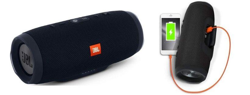 JBL Charge Waterproof Portable Bluetooth Speaker