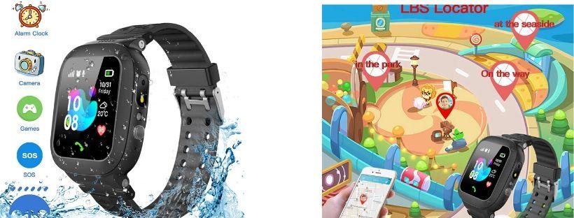 Jsbaby Kids Smartwatch