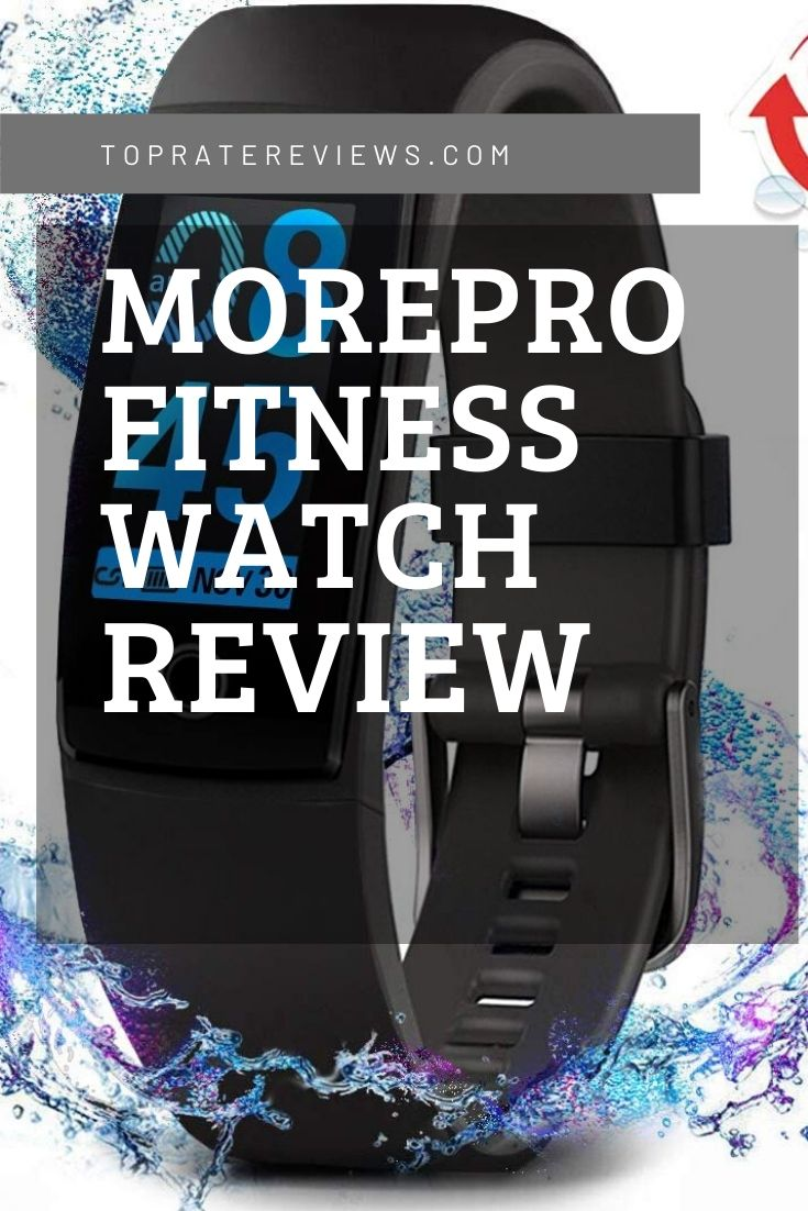 MorePro Fitness Tracker Watch
