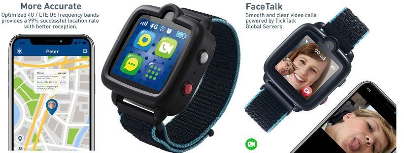 TickTalk 3 Kids Smart Watch