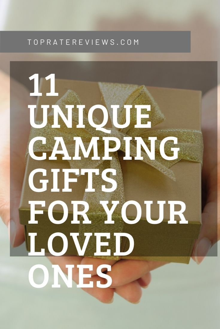 useful camping gifts for him or her