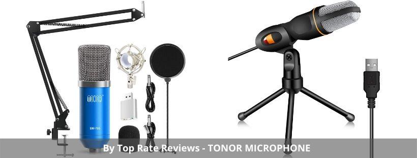 Tonor Condenser Microphone