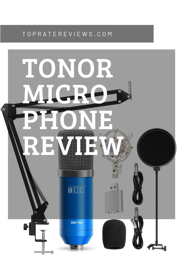 Tonor Microphone