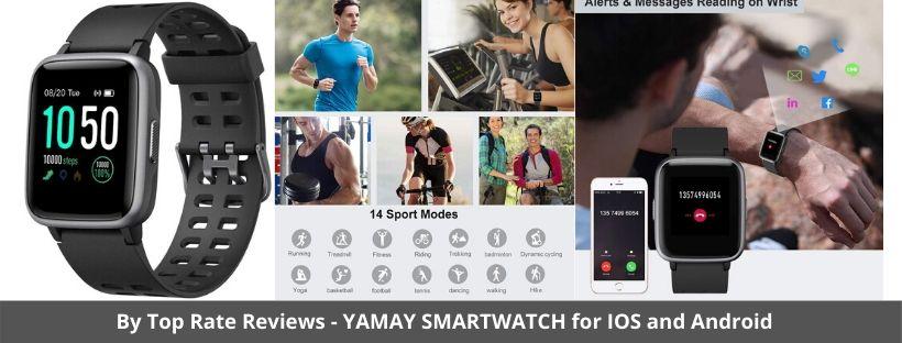 YAMAY IP68 smartwatch