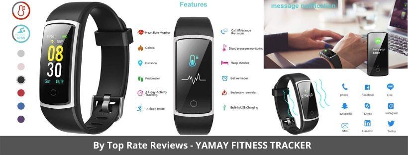 YAMAY fitness tracker