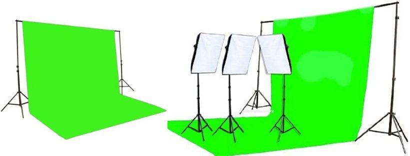 Fancierstudio Green Screen Background Stand