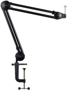 DISINO Microphone Boom Arm Stand