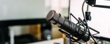 microphone boom arm