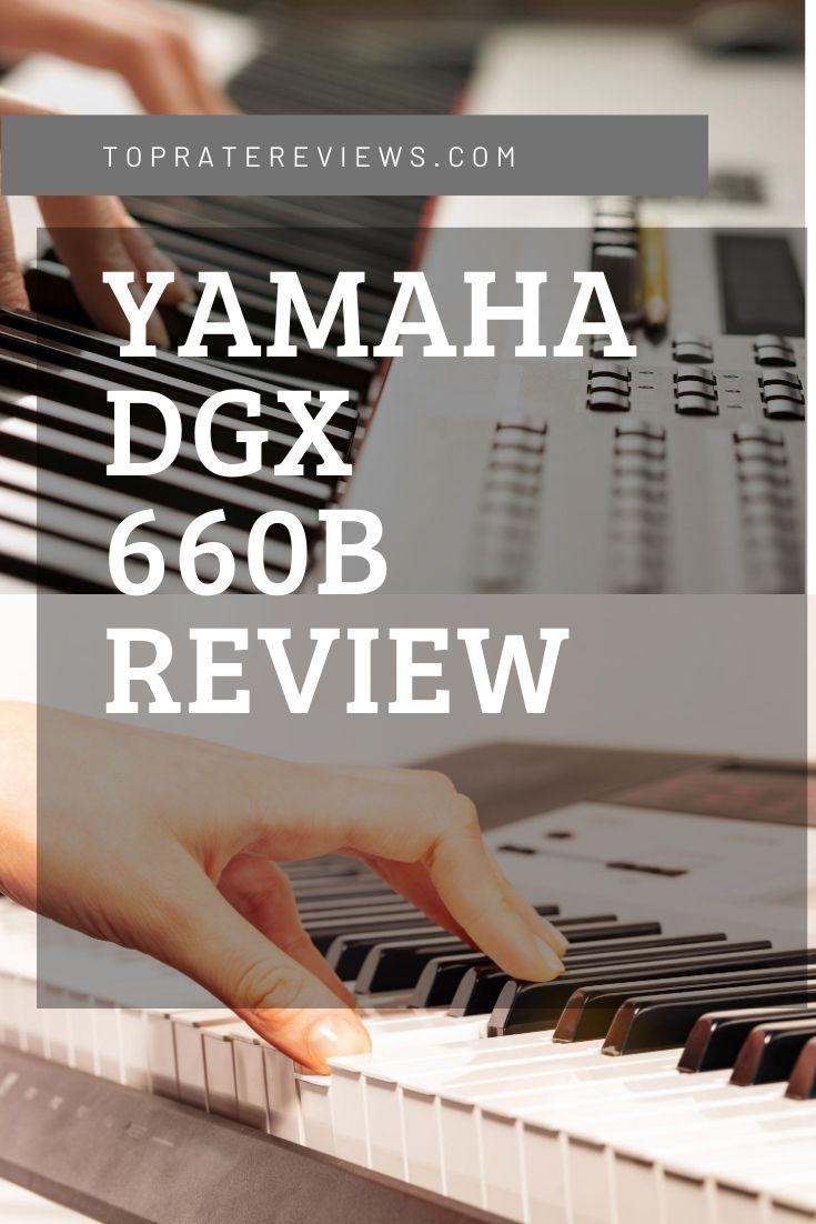 yamaha dgx 660b