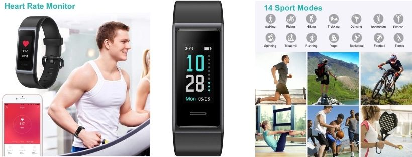 Willful Fitness Tracker 2020