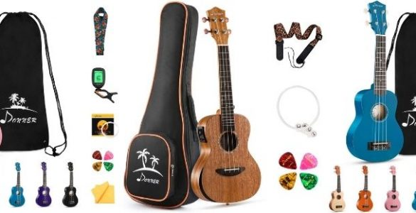 Donner Ukulele review