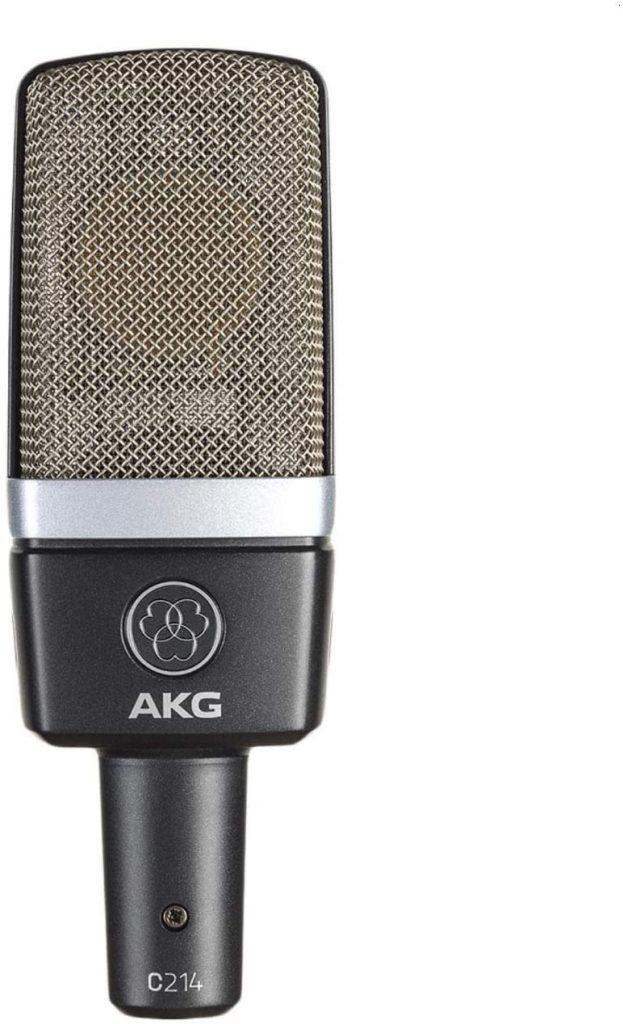 AKG C214 Mic
