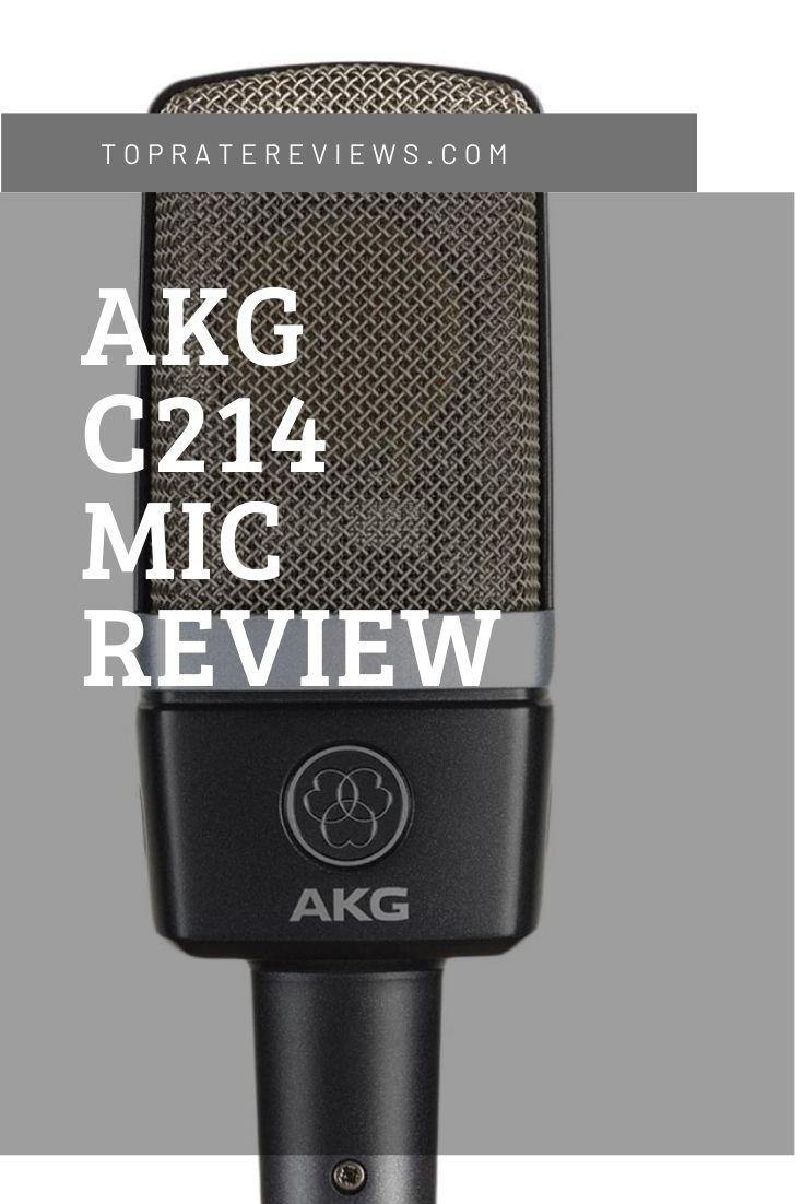 AKG C214 Review