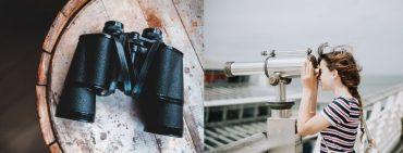 Binoculars vs Telescopes