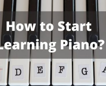 How to Start Learning Piano