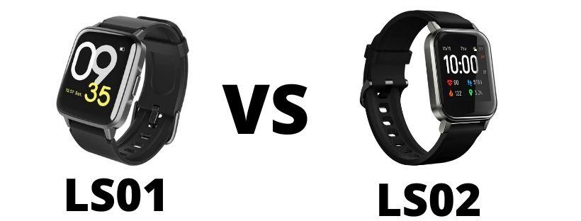 Haylou LS01 vs. LS02