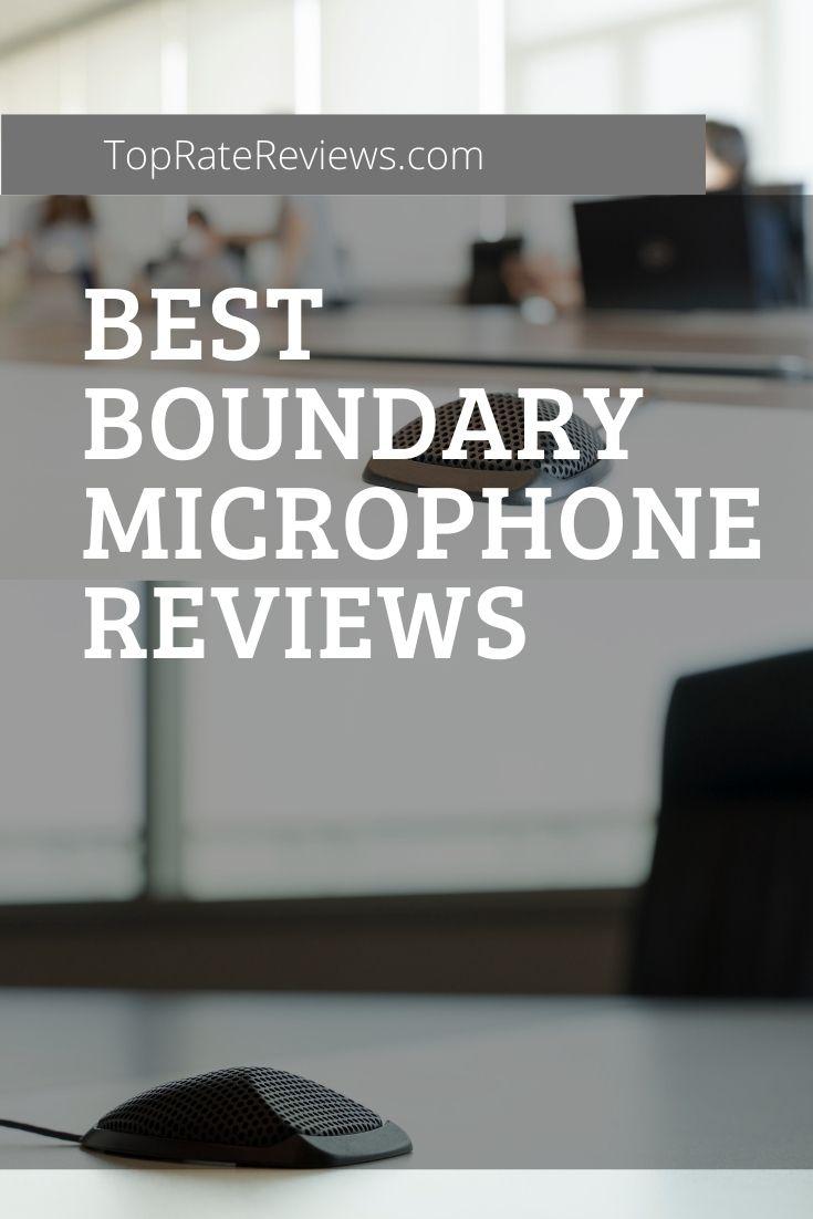 boundary microphones
