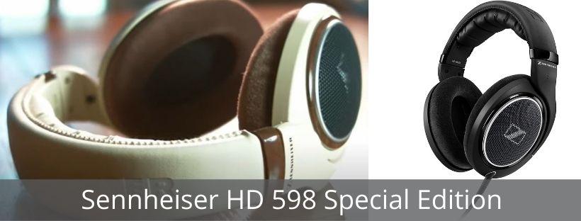 Sennheiser HD 598 Special Edition