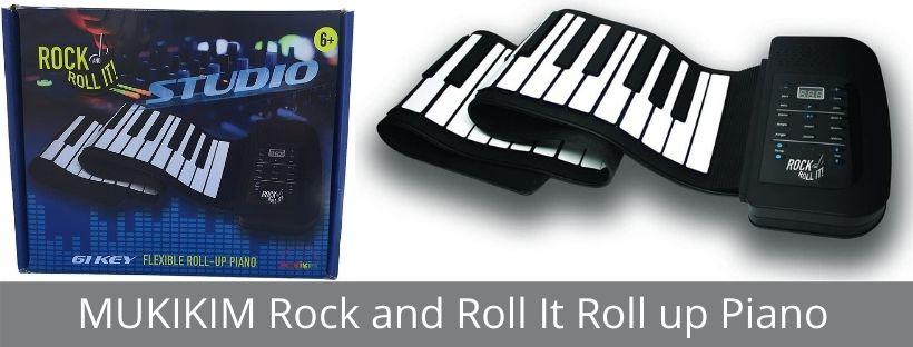 MUKIKIM Rock and Roll It Roll up Piano