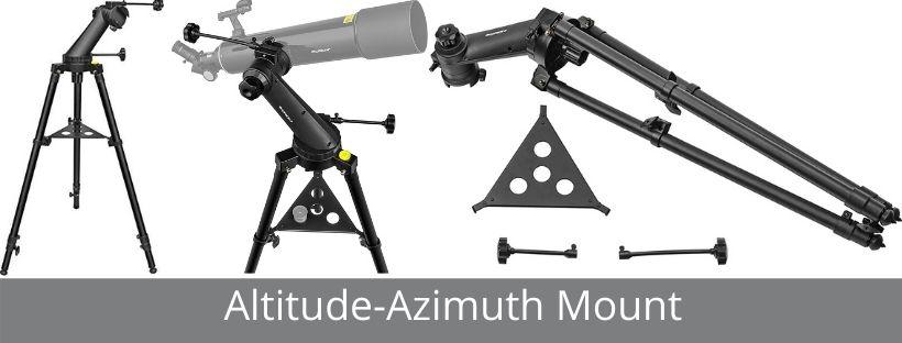 Altitude-Azimuth Mount