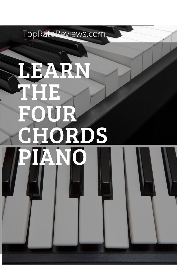 4 chords to play any song piano