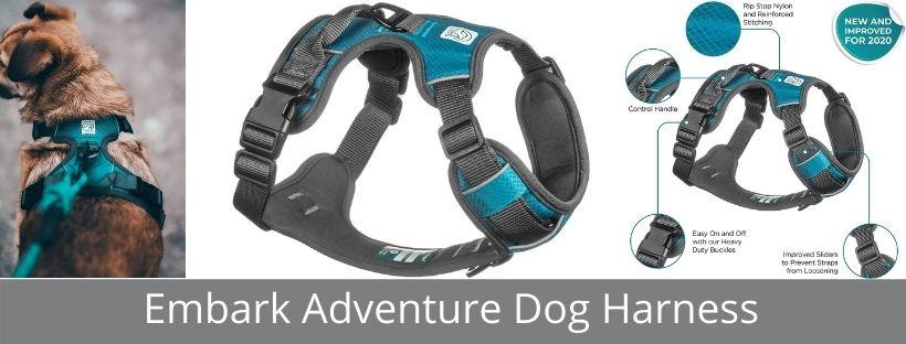 Embark Adventure Dog Harness