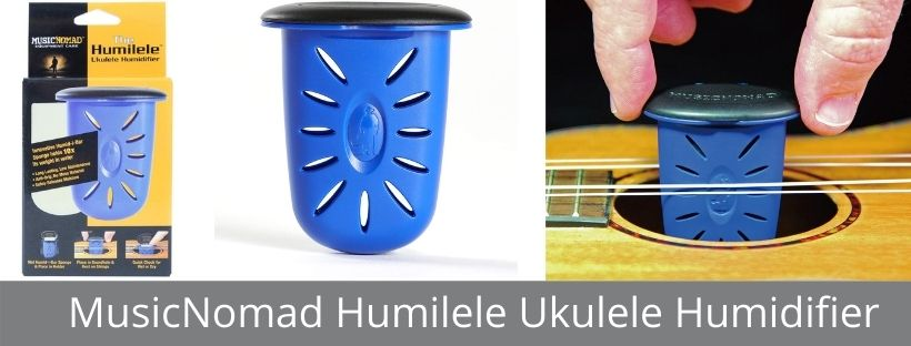 MusicNomad Humilele Ukulele Humidifier