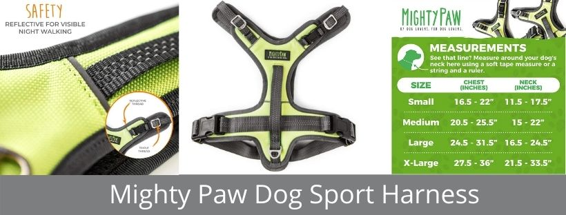 Mighty Paw Dog Sport Harness
