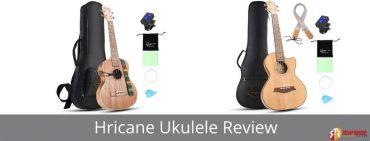 Hricane Ukulele Review