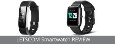 LETSCOM Smart watch REVIEW