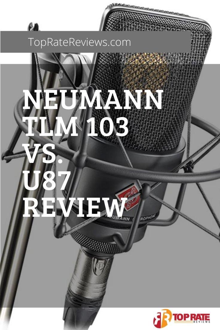 TLM 103 vs. U87