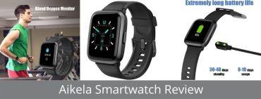 Aikela smart watch review