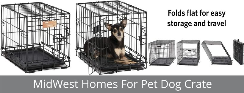 MidWest Homes For Pet Dog Crate