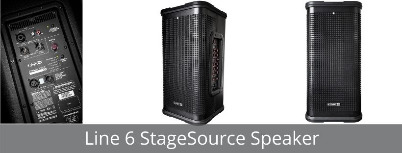 Line 6 StageSource Speaker