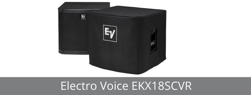 Electro Voice EKX18SCVR