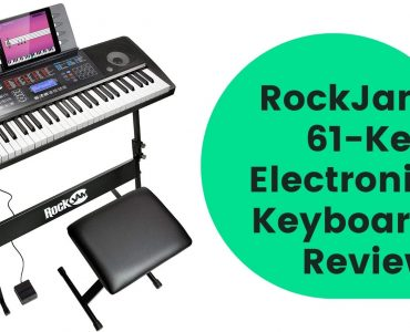 RockJam 61-Key Electronic Keyboard Review