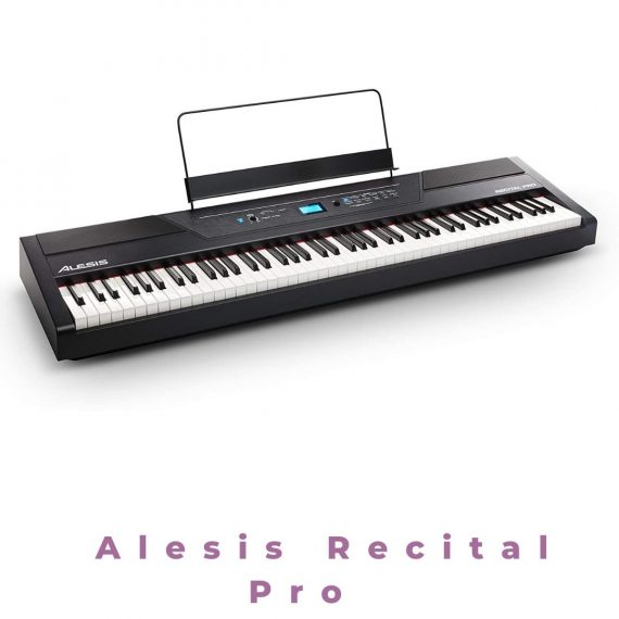 Alesis Recital Pro Review - Why Is It So Popular? | Top ...